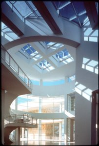 Richard Meier and Partners Architects, The Getty Center. 1997, Los Angeles.