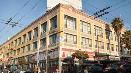 Redlick Building, formerly Studio 17 17th and Mission St, San Francisco